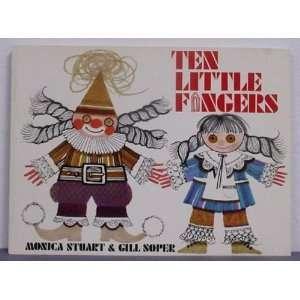 Ten Little Fingers Craft Ideas for Young Children