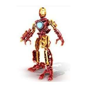 Mega Blocks Iron Man Next Generation Super Techbot  Toys & Games