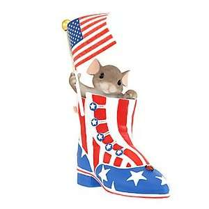 Charming Tails Youre A Patriotic Sole