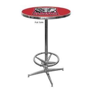 Alabama Crimson Tide (University of) NCAA Pub Table