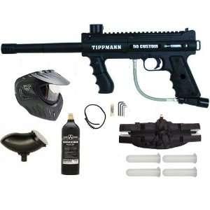 Paintball Tippmann Tippman 98 Custom PLATINUM Gun Set 1