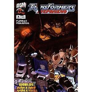 Transformers: Armada (2002 series) #16: Dreamwave: Books