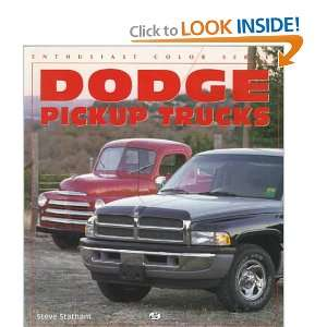 Dodge Pickup Trucks (Enthusiast Color) (9780760303504
