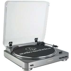 AT LP60USB FULLY AUTOMATIC BELT DRIVEN USB TURNTABLE Electronics