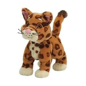 Ty Beanie Babies Collection Doras Friend Baby Jaguar