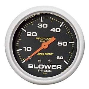Auto Meter 5402 Mechanical Boost/Vacuum Gauge Automotive
