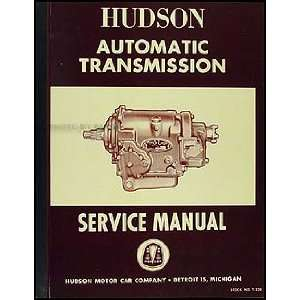 Service Manual Reprint Faxon Auto Literature  Books