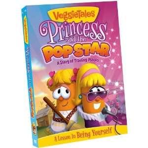 Veggie Tales Princess & The Popstar Movies & TV