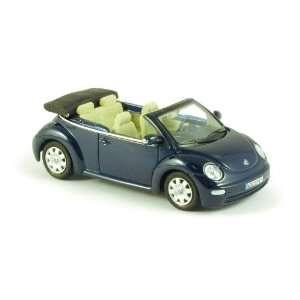 Volkswagen New Beetle Cabriolet   1/43rd Scale Norev Model Toys