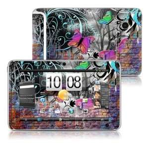 Butterfly Wall Design Protective Decal Skin Sticker for
