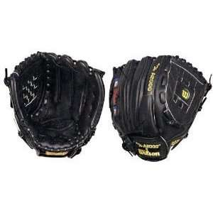 Wilson Pro Series Web Pro Stock Leather Pitcher Model Baseball Glove