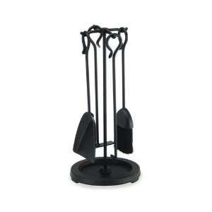 Pilgrim PI 2100 Tool Set   Matte Black Wrought Iron
