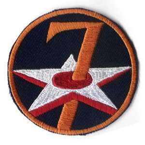 7th Air Force 3 Patch Office Products