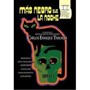 Mas Negro Que La Noche (Blacker Than the Night) [NTSC/REGION 1 & 4 DVD
