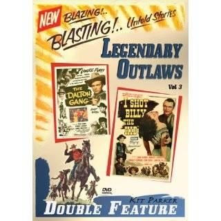 Legendary Outlaws, Vol. 2 (The Return of Jesse James / Gunfire) (1950)