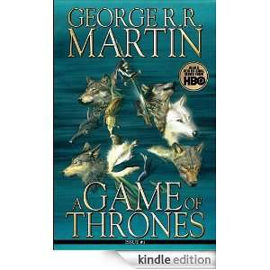 Game of Thrones Comic Book, Issue 1 George R. R. Martin