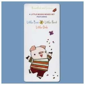 Books A Little Books Boxed Set By Amy Krause Rosenthal Toys & Games