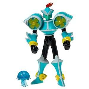 Megaman NT Warrior Virus Attack   Windblast Man action figure : Toys