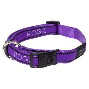 Rogz Fancy Dress Armed Response Dog Collar, Extra Large 1