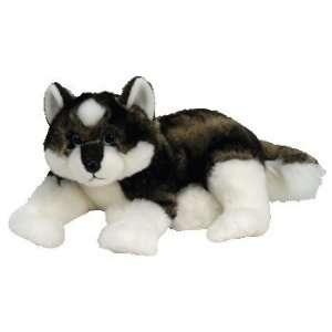 TY Classics Thunder   Husky Dog Toys & Games