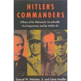 Hitlers Field Marshals and Their Battles (9780815411307