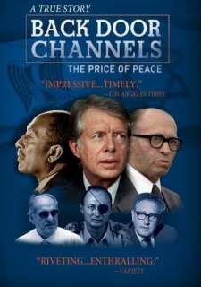 Back Door Channels: The Price of Peace is a documentary about the
