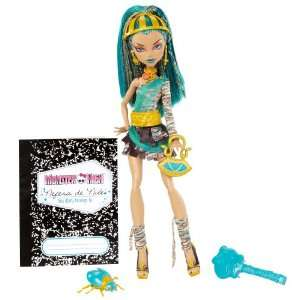 Monster High Nefera de Nile Doll Toys & Games