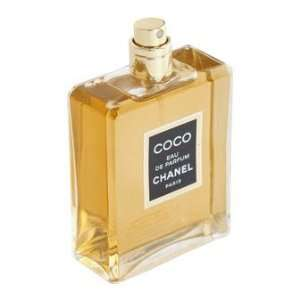 Coco Chanel by Chanel for Women   3.4 oz EDP Spray (Tester) Beauty