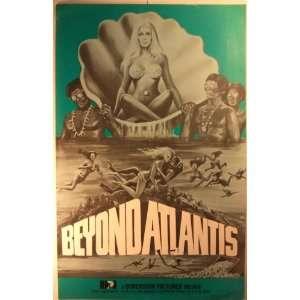 BEYOND ATLANTIS. Press Book