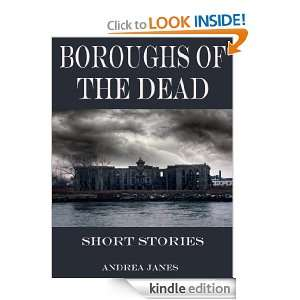 Boroughs of the Dead New York City Ghost Stories Andrea Janes