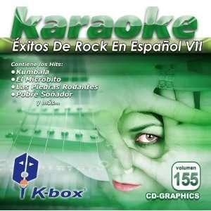 KBO 155 xitos De Rock En Espa¤ol Vii(Karaoke) Caf Tacuba