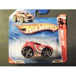 Hot Wheels Rocket Box Race World Cave SHORT CARD #203