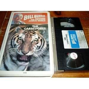 he Amazing Animal World he Carnivores Bill Burrud Movies & V