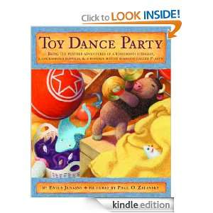 Toy Dance Party (Toys Go Out) Emily Jenkins, Paul Zelinsky