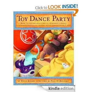 Toy Dance Party (Toys Go Out) Emily Jenkins, Paul Zelinsky