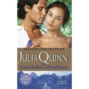 The Lost Duke of Wyndham (Two Dukes of Wyndham, Book 1