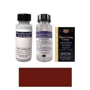 Oz. Dark Berry Metallic Paint Bottle Kit for 1995 Mercury Villager