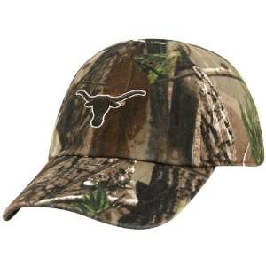 Nike Texas Longhorns Ladies Real Tree Camo Adjustable