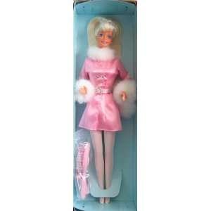 General Mills Barbie Winter Dazzle Barbie Doll (1997  Toys & Games
