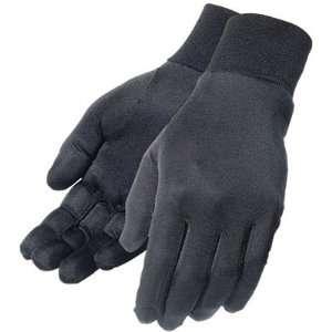 Tour Master Silk Motorcycle Glove Liners X Large Black