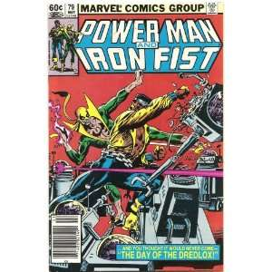 Power Man & Iron Fist #79 (Day of the Dredlox) Marvel