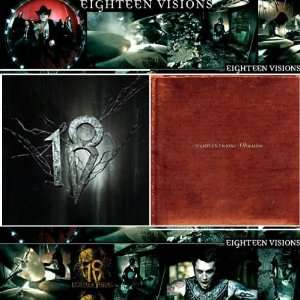 Eighteen Visions 2 CD Set 18 Visions / Obsession [Audio Compact Disc