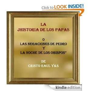 de Pedro y la Noche de los Obispos (Spanish Edition): Cristo Raul