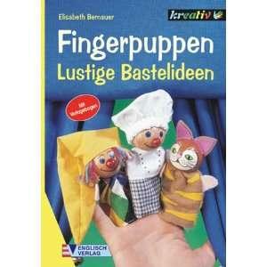 Fingerpuppen. Lustige Bastelideen. (9783824110377