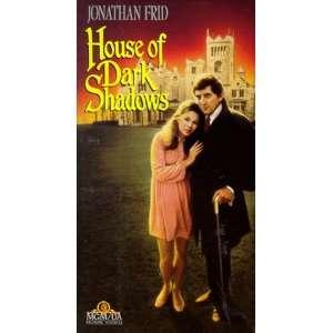 House of Dark Shadows [VHS]: Jonathan Frid, Grayson Hall