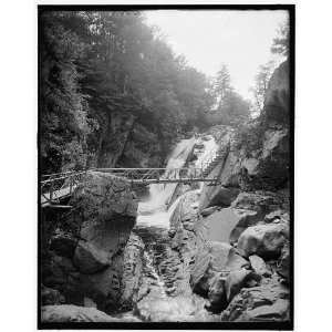 Lake Placid,Wilmington High Falls,Adirondacks,N.Y.