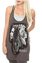 Bob Marley Lion Head Tank Top