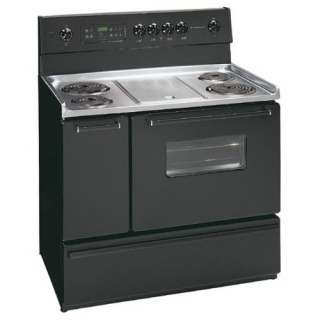 Premier 24 Inch Compact Electric Range W Standard Clean