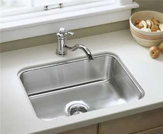 Sterling 11447 NA McAllister Undercounter Single basin Kitchen Sink