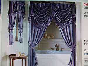 Valance And Swag Curtains On Popscreen